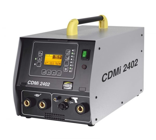 Item # 92-12-22412, HBS CDMi 2402 Stud Welding Unit for CD stud welding with automation