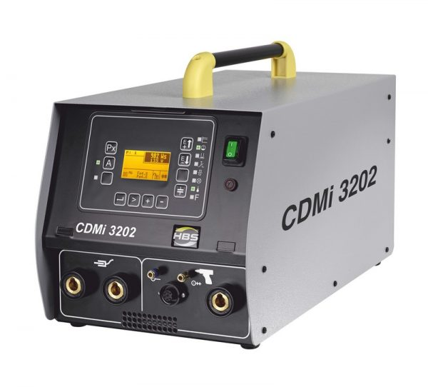 Item # 92-12-23212, HBS CDMi 3202 Stud Welding Unit for CD stud welding with automation