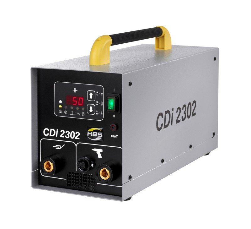 Item # 92-12-2302, HBS CDi 2302 Stud Welding Unit for CD stud welding