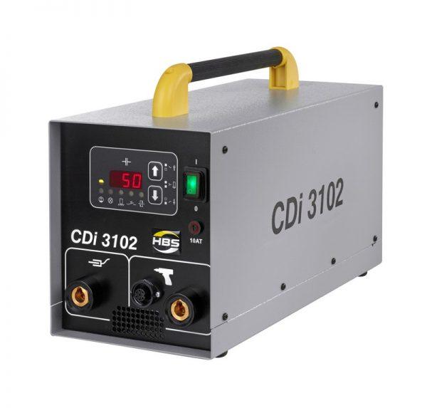 Item # 92-12-3102, HBS CDi 3102 Stud Welding Unit for CD stud welding