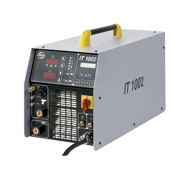 Item # 93-66-1202, HBS IT 1002 Stud Welding Unit for ARC stud welding