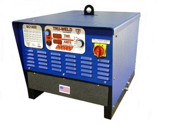 Item # SC 1400, TRUWELD SC 1400 Stud Welding Unit for ARC stud welding