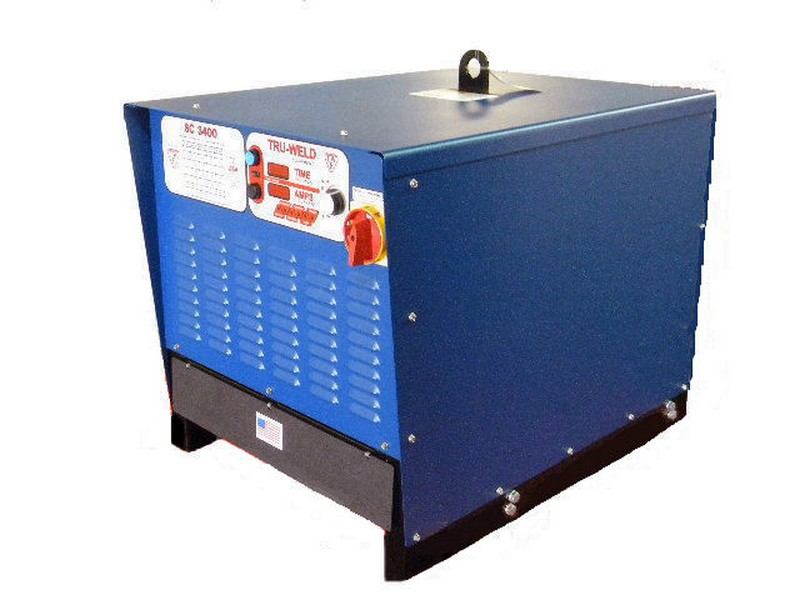Item # SC 2400, TRUWELD SC 2400 Stud Welding Unit for ARC stud welding