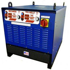 Item # SC 3400, TRUWELD SC 3400 Stud Welding Unit for ARC stud welding 1