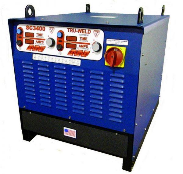 Item # SC 3400, TRUWELD SC 3400 Stud Welding Unit for ARC stud welding