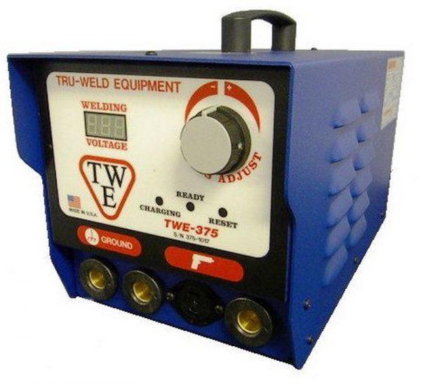 Item # TWE-312, TRUWELD TWE-321 Stud Welding Unit for CD stud welding